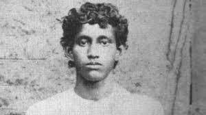 ಕ್ರಾಂತಿಕಾರಿ. ಖುದಿರಾಮ್ ಬೋಸ್